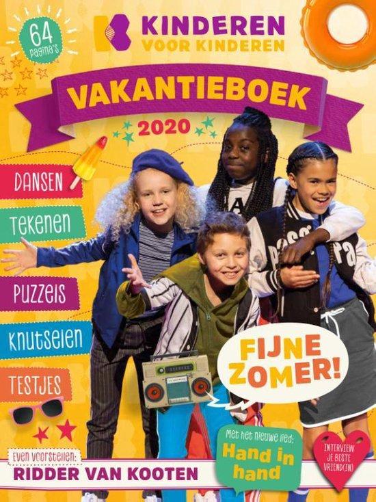 Afbeelding van Kinderen voor Kinderen vakantieboek 2020