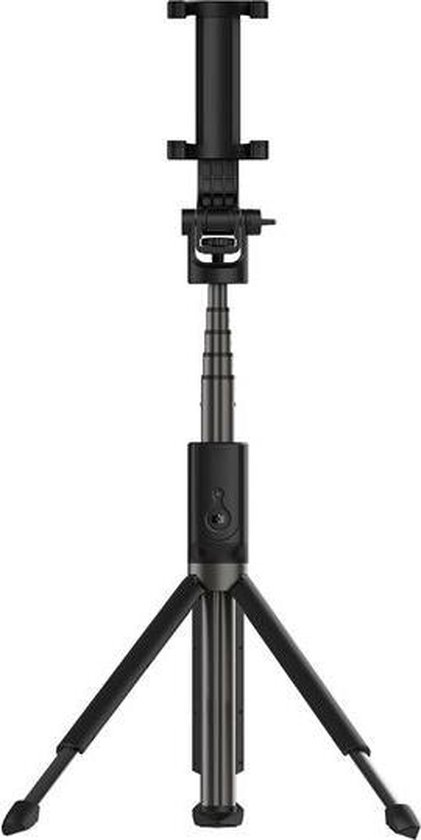 Celly bluetooth selfie stick with tripod and remote