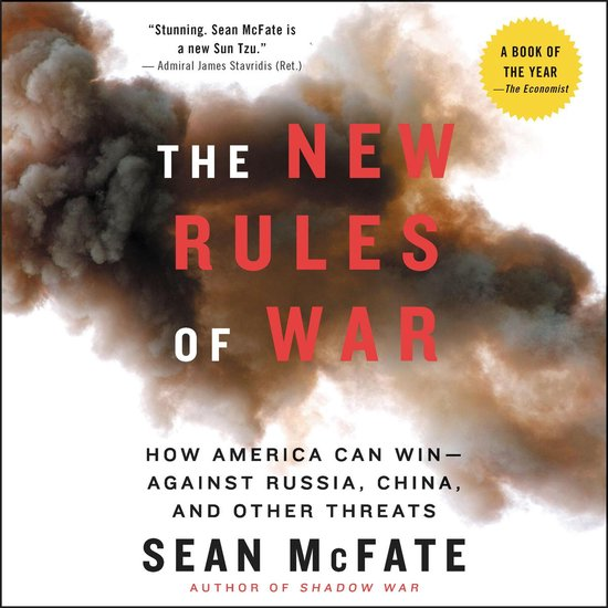 Boek cover The New Rules of War van Sean Mcfate (Onbekend)
