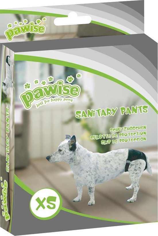 Dog Pant Loopsheidbroekje Size 0: 16 - 23 cm