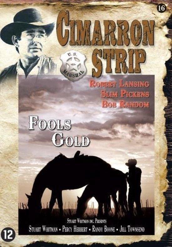 Cover van de film 'Cimarron Strip - Fool's Gold'