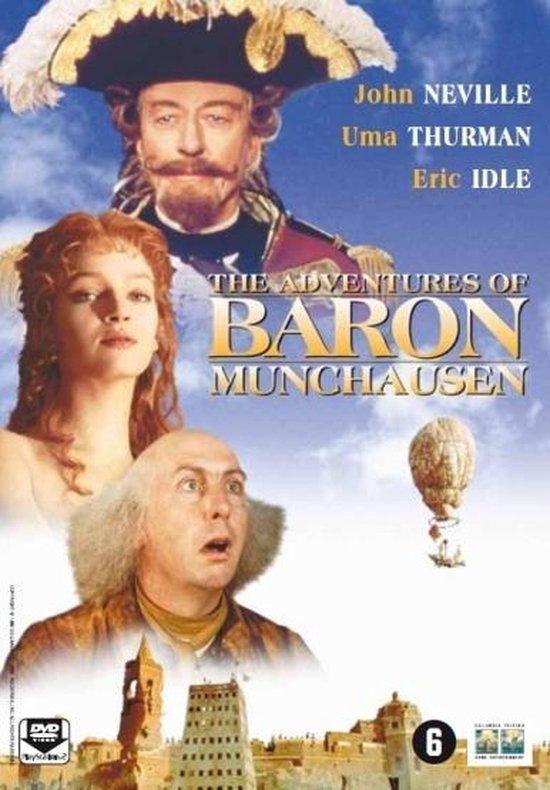 Cover van de film 'Adventures Of Baron Mun Munchause'