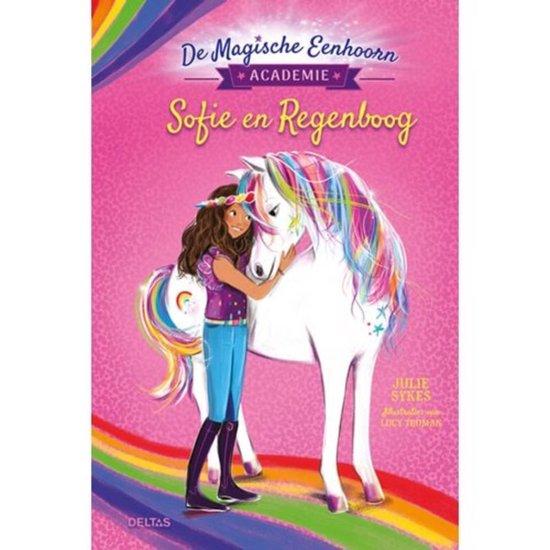 De Magische Eenhoorn Academie - Sofie en Regenboog - Julie Sykes pdf epub