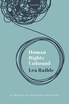 Boek cover Human Rights Unbound van Lea Raible