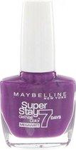 Maybelline SuperStay 7D Nagellak - 290 Purple Surge