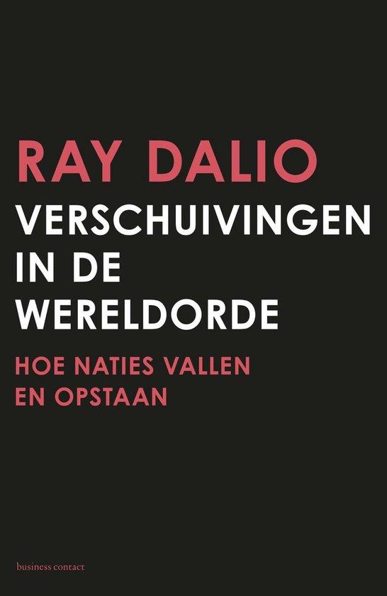 Boek cover Verschuivingen in de wereldorde van Ray Dalio (Paperback)