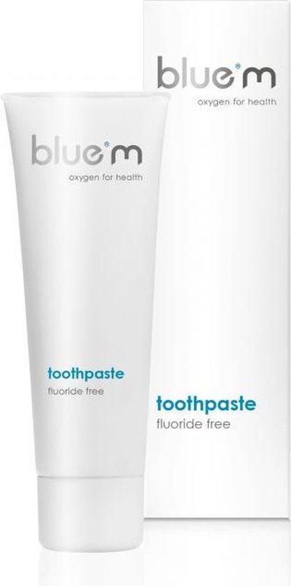 Bluem Fluoride vrij - 75 ml - Tandpasta