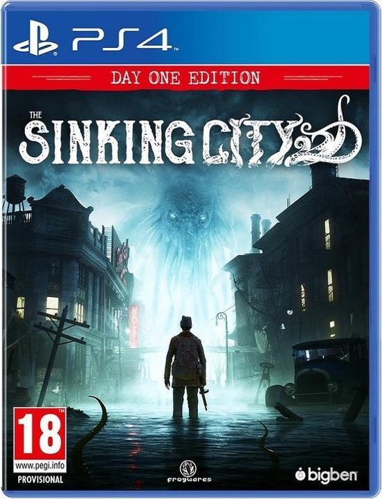 The Sinking City - Day One Edition - PS4