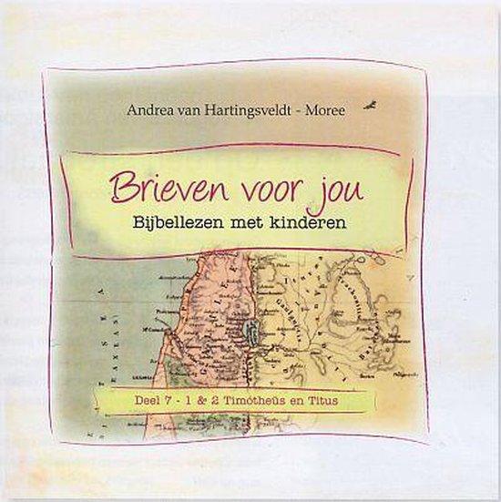 Cover van het boek '1 en 2 Timotheus en Titus' van Andrea van Hartingsveldt-Moree