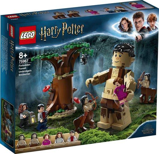 LEGO Harry Potter Het Verboden Bos: Omber's Ontmoeting met Groemp – 75967