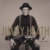 CD cover van Love Letter van Jimmy Heath