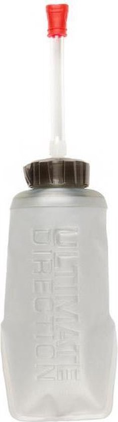 Ultimate Direction Body Bottle Softflask met Tube 500 ML