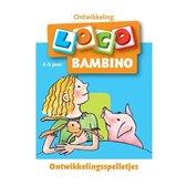 Boek cover Loco Bambino - Ontwikkeling ontwikkelingsspelletjes 3-5 jaar van M. Junga