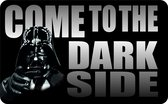 STAR WARS - Microfiber mat - 70x50cm - Come to the Dark Side