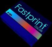 Gekleurd Papier A4 120gr FP Geel 250vel