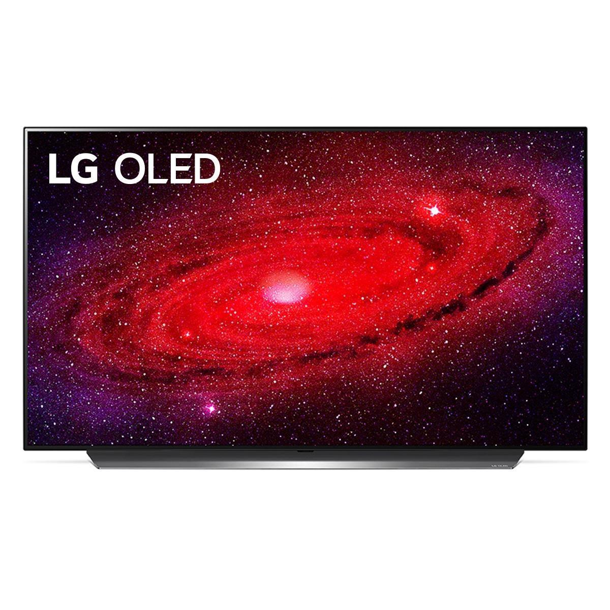 LG OLED48CX6LB 121,9 cm (48) 4K Ultra HD Smart TV Wi-Fi Zwart, Zilver