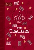 A Little God Time for Teachers (Faux)