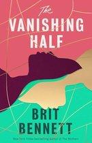 Boek cover The Vanishing Half van Brit Bennett (Onbekend)