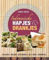 Indonesische hapjes, koekjes & drankjes