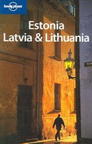 Lonely Planet / Estonia, Latvia & Lithuania