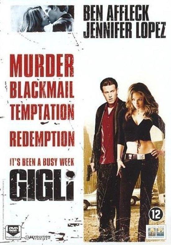 Cover van de film 'Gigli'