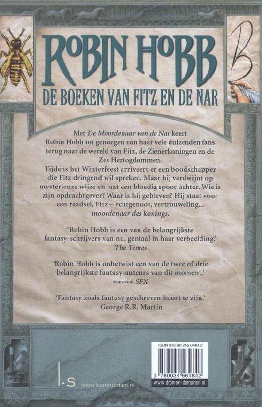 De boeken van Fitz en de Nar 1 - De moordenaar van de nar