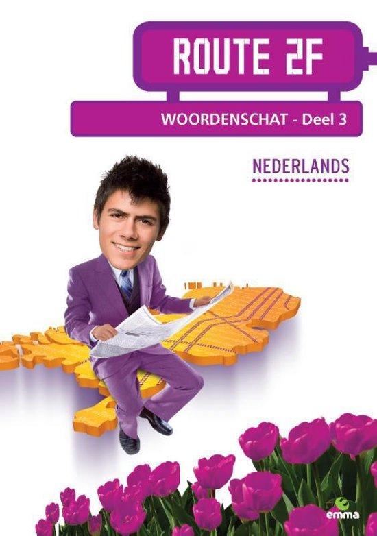 Route 2F, Nederlands voor niveau 2F 3 - Jacqueline Egberts-Koolstra  