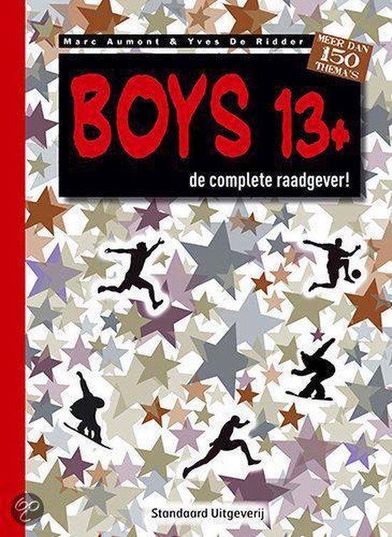 Boys 13+ - M. Aumont |