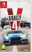Bigben Interactive V-Rally 4 video-game Nintendo Switch Basis Nederlands, Frans
