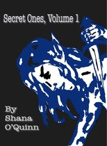 Omslag Secret Ones Volume 1