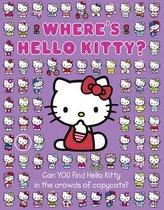 Boek cover Wheres Hello Kitty? van Onbekend