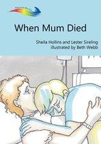 Omslag When Mum Died