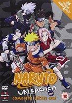 Naruto Unleashed Seizoen 1 (Import)