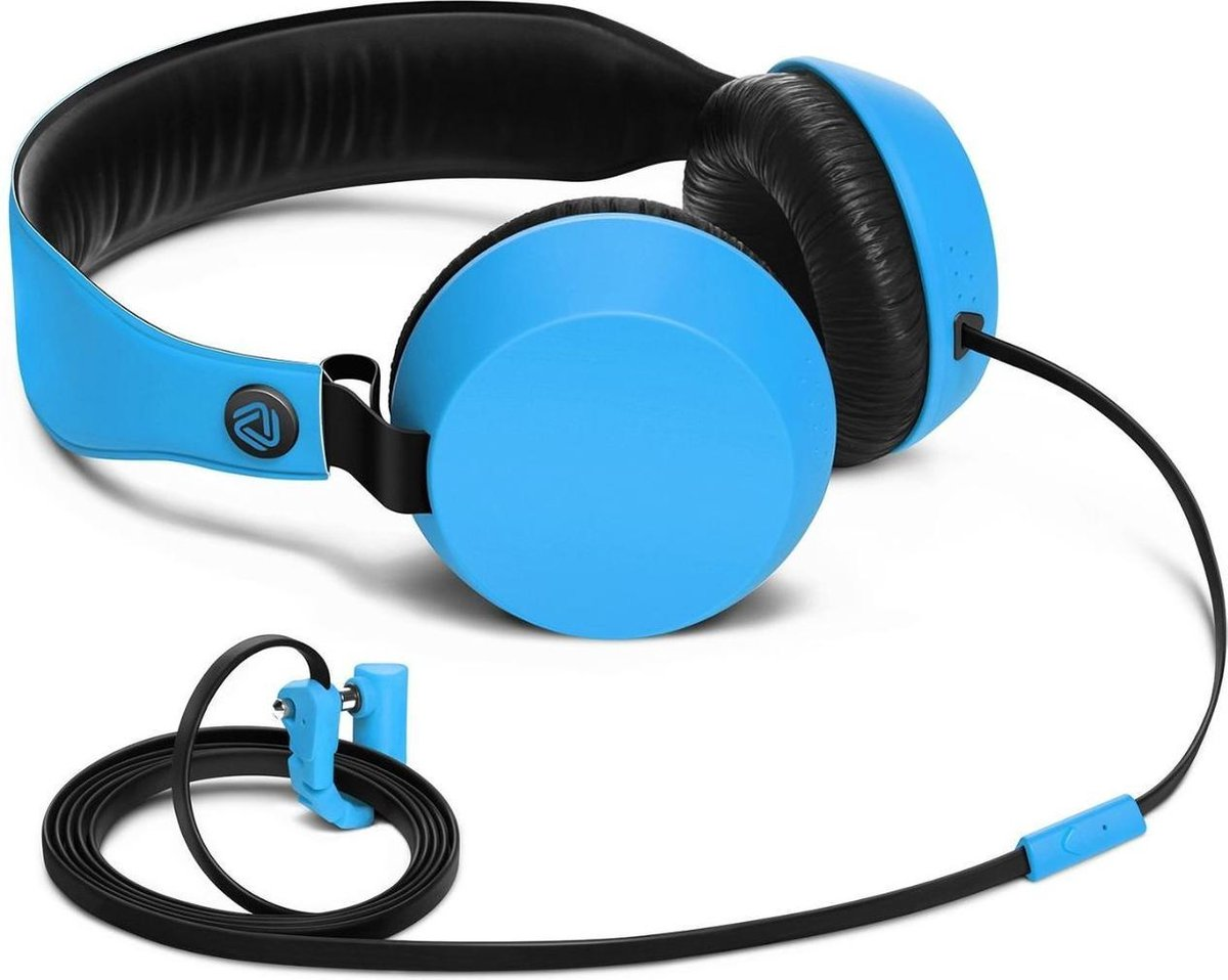Nokia Coloud Boom WH-530 Koptelefoon - On-ear headset - Cyan