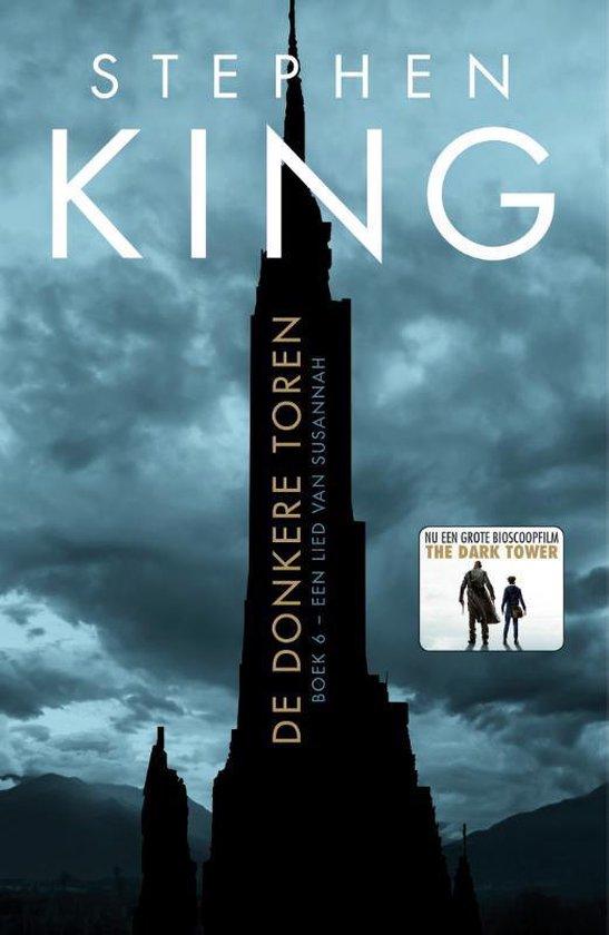 De donkere toren - Een lied van Susannah - Stephen King |