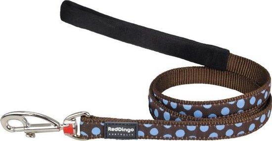 Red Dingo Hondenlijn 15mm x 120cm L4-S2-BR-15