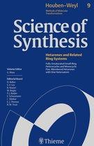 Boek cover Science of Synthesis: Houben-Weyl Methods of Molecular Transformations Vol. 9 van Wataru Ando (Onbekend)