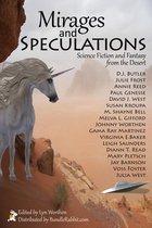 Boek cover Mirages and Speculations van Lyn Worthen