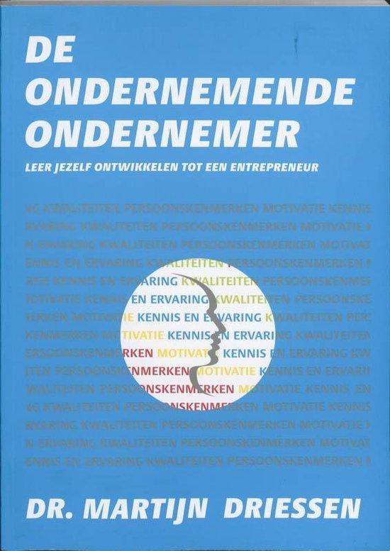 De ondernemende ondernemer - Martijn P. Driessen | Readingchampions.org.uk