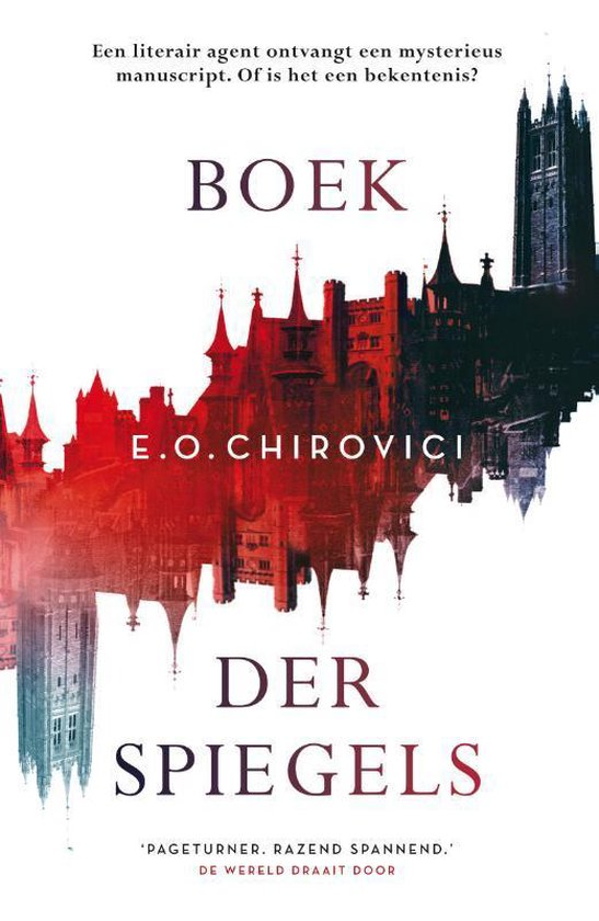 Boek der spiegels - Eugen O. Chirovici   Readingchampions.org.uk