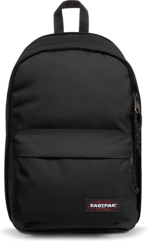 Eastpak Back To Work Rugzak 15 inch laptopvak - Black