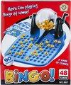 Afbeelding van het spelletje Lg-imports Bingospel Blauw 22 Cm