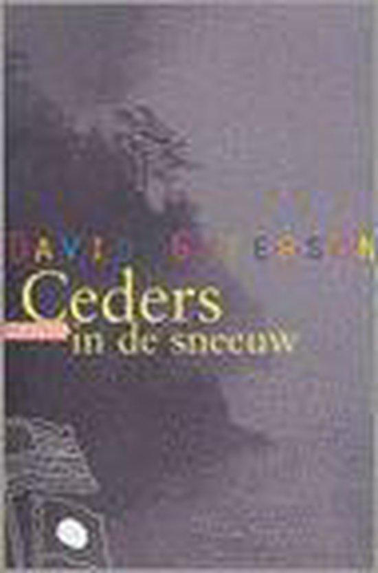 Ceders In De Sneeuw - David Guterson |
