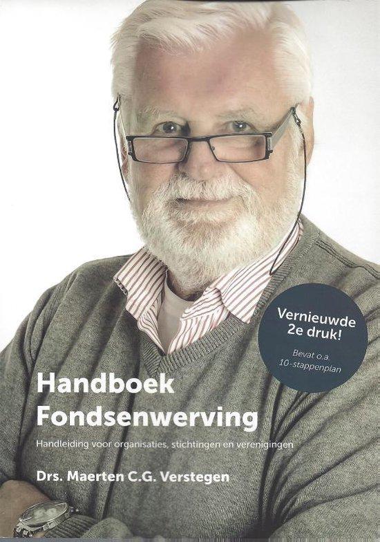 Handboek fondsenwerving - Maerten C.G. Verstegen   Fthsonline.com