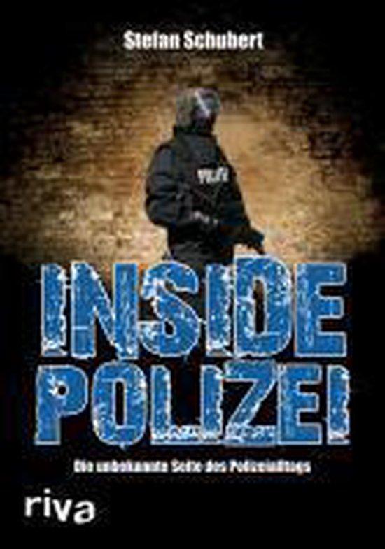 Boek cover Inside Polizei van Stefan Schubert (Hardcover)