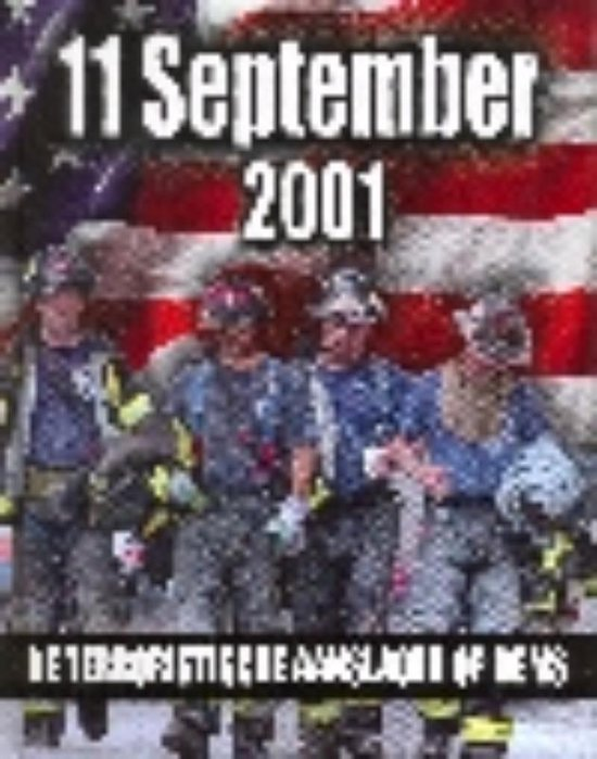 Cover van het boek '11 September 2001' van Patrick Lalley