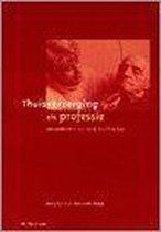 Boek cover THUISVERZORGING ALS PROFESSIE  DR 1 van M. Vulto