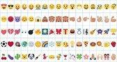 Gadgy Lightbox A4 Emoji Set  – Extra set gekleurde emojis voor A4 Lightbox - 85 stuks