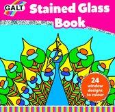 Galt Kleurboek Glas-in-lood 21 X 21 Cm