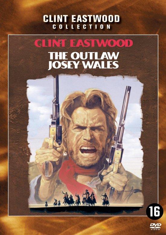 Afbeelding van OUTLAW JOSEY WALES, THE /S DVD NL